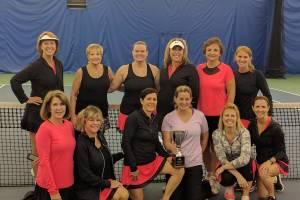 Women's 4.5 CITA Champions 2017